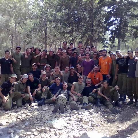תמונות מחזור קורס סנפלינג פנמצ חיפה – 11-13-7-2010